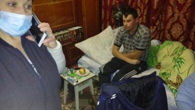 """Photo of """"Швидка"""" через погану дорогу не змогла потратипи до хворого у Вітовському районі – допомагали МНСники"""