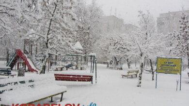Снежная пора в Корабельном районе: кому как, а детям нравится (ФОТО)   Корабелов.ИНФО image 7