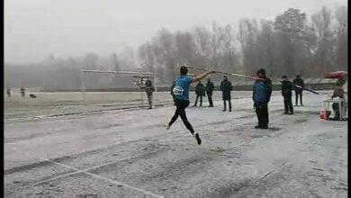 Спортсмены из Корабельного района приняли участие в зимнем чемпионате Украины по легкоатлетическим метаниям | Корабелов.ИНФО image 2