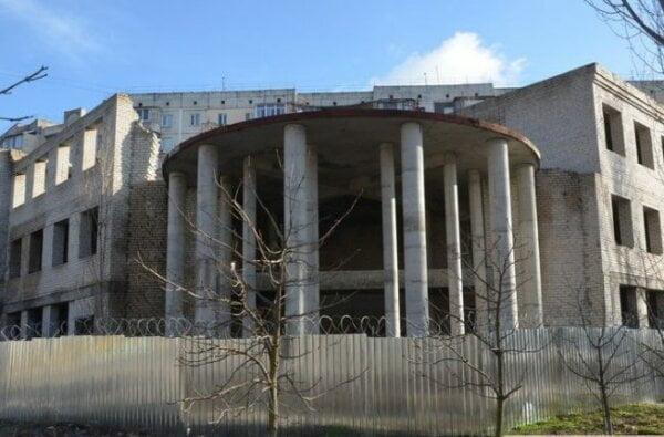 Недострой, купленный городом при Сенкевиче за 11 миллионов, продавали на аукционе за 700 тыс. грн | Корабелов.ИНФО