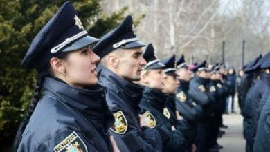 Photo of В патрульной полиции Николаевщины на 67 смельчаков стало больше