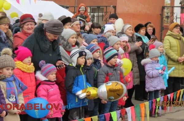 Радо провели зиму миколаївці на святі Масляної в Корабельному районі (ВІДЕО) | Корабелов.ИНФО image 1