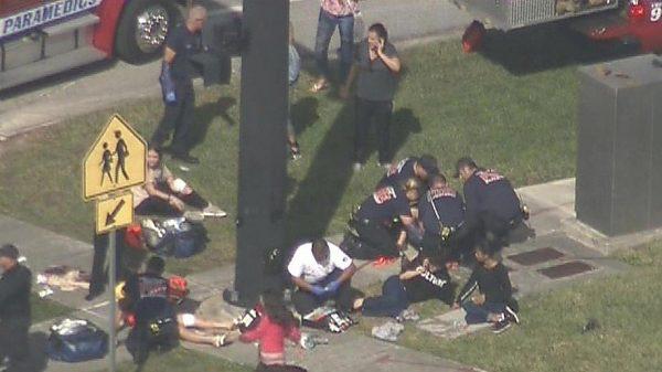 Photo of В школе США 19-летний парень устроил стрельбу, погибли 17 человек – спецназ SWAT задержал убийцу