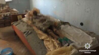 ВИДЕО из квартиры пенсионерки, жившей с мумифицированным телом матери, опубликовала Николаевская полиция (18+) | Корабелов.ИНФО