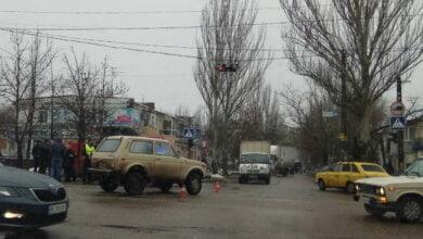 Photo of Два ДТП за неделю на одном и том же перекрестке в Корабельном районе (ВИДЕО)