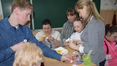Photo of Молодежь Стивидорной компании «Ольвия» подарила воспитанникам интерната в Корабельном районе Праздник весны