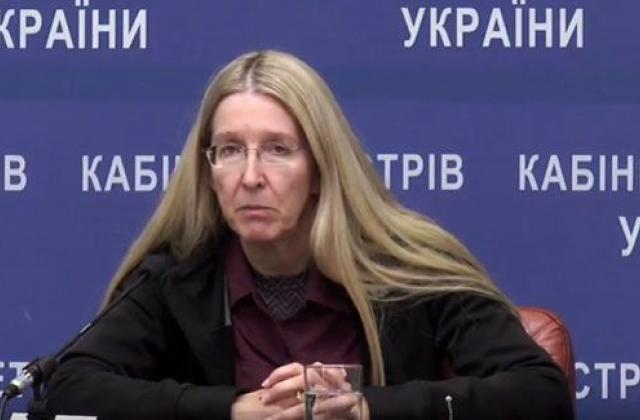 Photo of «Не политическое решение»: Супрун уволена с должности главы Минздрава
