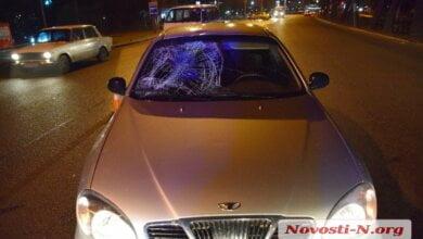 На проспекте Богоявленском автомобиль сбил пешехода на переходе | Корабелов.ИНФО