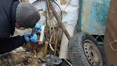 Photo of На Николаевщине голый наркоман с топором искал свою жену, которую перед тем пытал, посадив на цепь