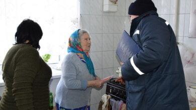 Рейд по домівкам мешканців, що проживають одиноко, здійснили рятівники у Корабельному районі | Корабелов.ИНФО image 1