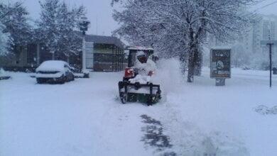 Не всім у Корабельному районі пощастило бачити 1 березня на своїх вулицях снігоприбиральну техніку | Корабелов.ИНФО image 15