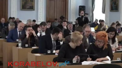 Photo of Апрель 2018 года: на пост секретаря Николаевского горсовета – якобы два претендента