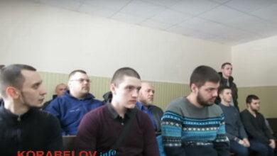 Видео: Один из обвиняемых в нападении на АТОшника в Корабельном районном суде потребовал себе бесплатного адвоката   Корабелов.ИНФО