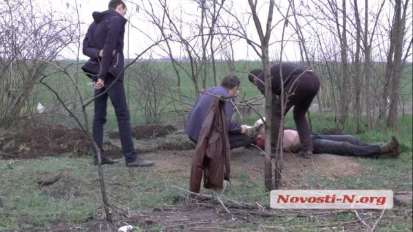 Как убивали бывшего начальника николаевской таможни Артура Полякова