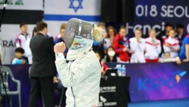 Николаевская саблистка Ольга Харлан завоевала золотую медаль на этапе Гран-при в Сеуле | Корабелов.ИНФО image 1