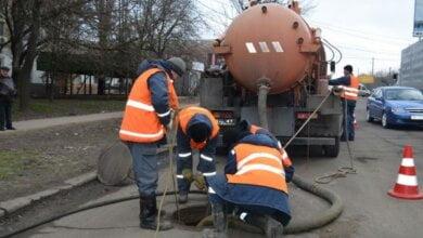 Закупорки каналізаційних мереж усунули, витоки ліквідували: тиждень роботи «Миколаївводоканалу» в Корабельному | Корабелов.ИНФО
