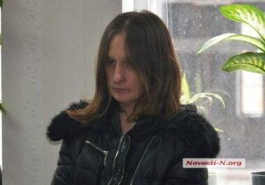 мать младенца Ирина Ш.