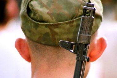 В части особого назначения в Галицыново застрелился солдат