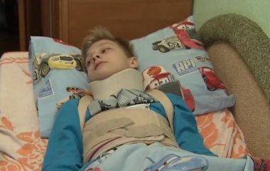 Одноклассники в Киеве сломали 12-летнему мальчику позвоночник