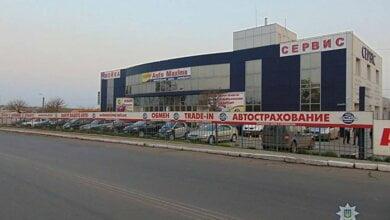 Ночью в Николаеве неизвестные бросили гранату в автосалон | Корабелов.ИНФО image 1