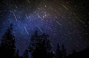 В ночь на 23 апреля украинцы увидят пик весеннего звездопада Лириды | Корабелов.ИНФО