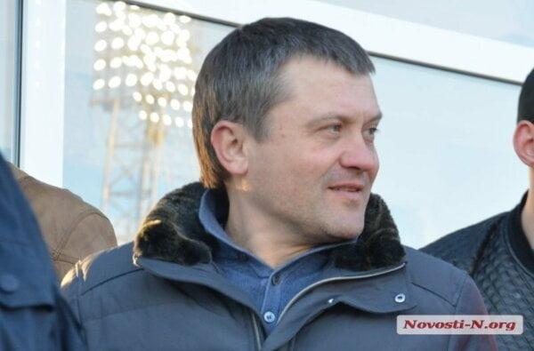 Михаил Титов уже три дня - «свободный человек» и находится в больнице города Николаева | Корабелов.ИНФО