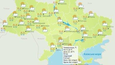 В воскресенье в Николаеве ожидается ясная погода и до +24º | Корабелов.ИНФО