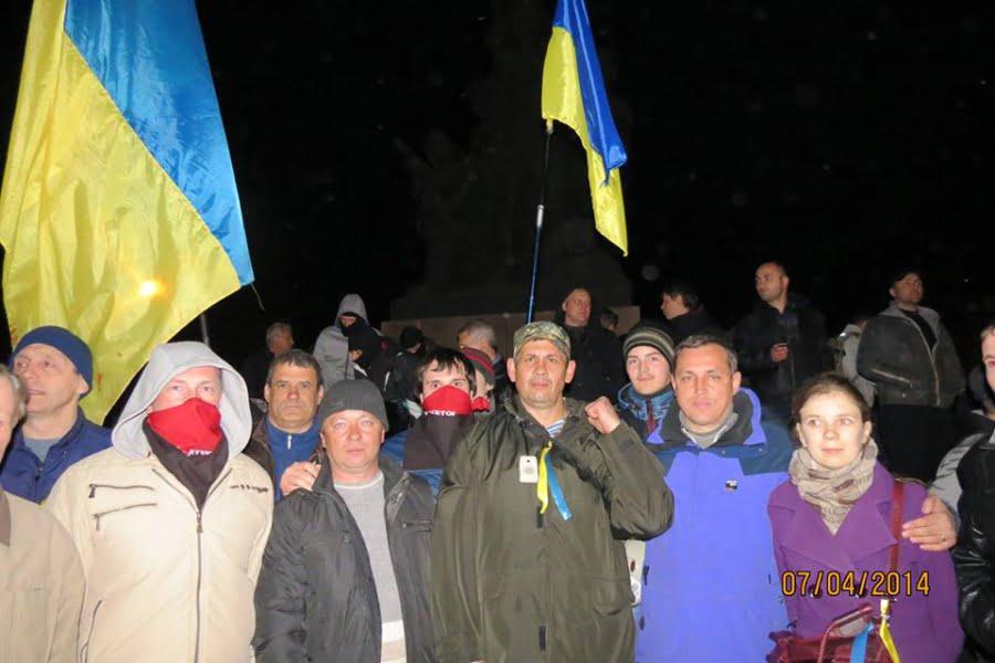 Photo of «Вспомним, как это было». 7 апреля — четвертая годовщина разгона палаточного лагеря сепаратистов в Николаеве (ВИДЕО)