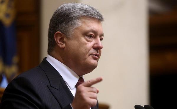 Photo of Порошенко пообещал санкции против владельца НГЗ Дерипаски и других лиц из списка США