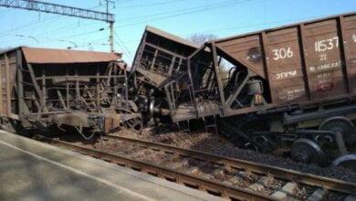 Через масштабну аварію на залізниці, 9 квітня на Львівщині призупинено рух поїздів | Корабелов.ИНФО image 1