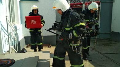 В Корабельному та інших районах рятувальники провели тактичні заняття у церковних храмах   Корабелов.ИНФО image 3