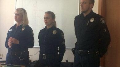 Патрульні поліцейські зустрілися з водіями відомчого та технологічного транспорту ДП «СК «Ольвія» | Корабелов.ИНФО image 2