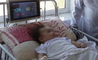 Малыш, выброшенный матерью с моста в Николаеве, может быть передан под опеку своей тети   Корабелов.ИНФО