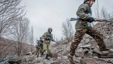 «Насыпали по первое число»: силы АТО уничтожили 17 боевиков в районе Докучаевска   Корабелов.ИНФО