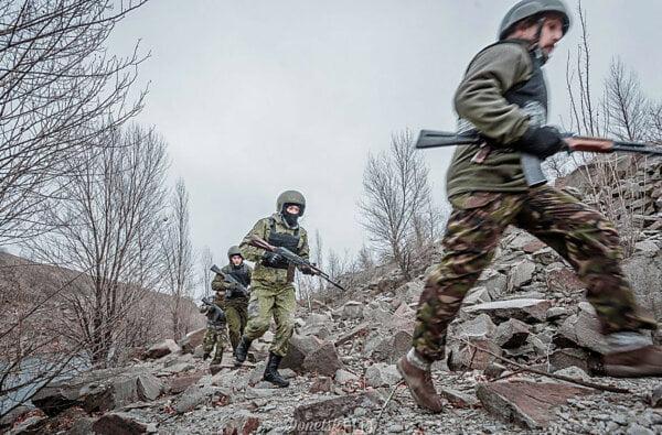 «Насыпали по первое число»: силы АТО уничтожили 17 боевиков в районе Докучаевска | Корабелов.ИНФО