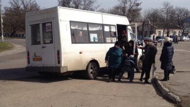"""У """"маршрутки"""", полной пассажиров, на ходу отвалилось колесо в Корабельном районе   Корабелов.ИНФО image 1"""