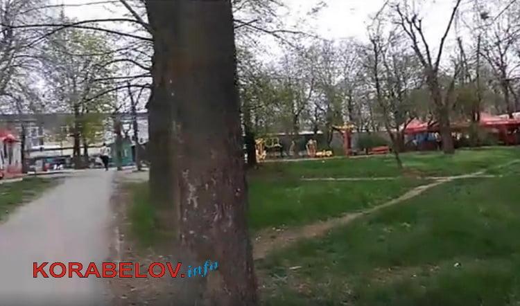 Photo of «У нас парк превратился в большую пивнуху», — житель Корабельного района (ВИДЕО)