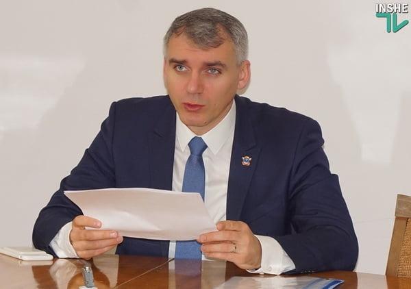Photo of Мэр Николаева Сенкевич подписался под обращением против инициатив Зеленского по децентрализации