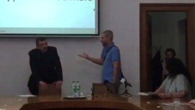 Photo of Николаевский политтехнолог заявил, что депутат горсовета от «Самопомощи» назвал его «жидом» и пообещал убить