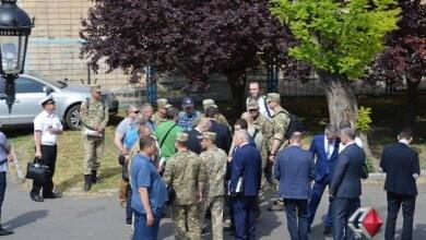 В Николаеве начали готовиться ко Дню морского пехотинца – ожидают визит министра обороны   Корабелов.ИНФО image 1