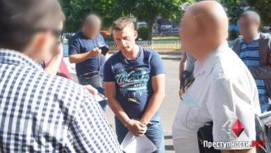Photo of За вымогательство взятки в Николаеве задержали офицера патрульной полиции