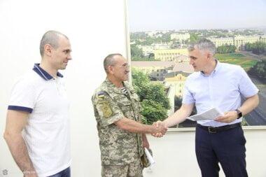 В Николаеве разрабатывают программу компенсации стоимости земельных участков участникам АТО