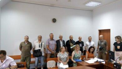 Активісти в апеляційному суді