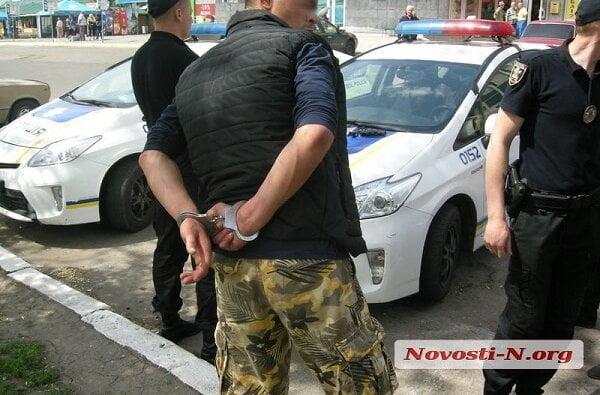 Пьяные военные открыли стрельбу на центральном автовокзале в Николаеве | Корабелов.ИНФО image 7