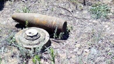 Біля проспекту в Корабельному районі миколаєвець знайшов мінометну міну | Корабелов.ИНФО image 1