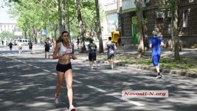 Photo of В Николаеве прошел третий полумарафон для любителей бега. ВИДЕО