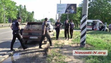 Патрульные в Корабельном районе с погоней задержали авто с наркотиками (видео) | Корабелов.ИНФО image 3
