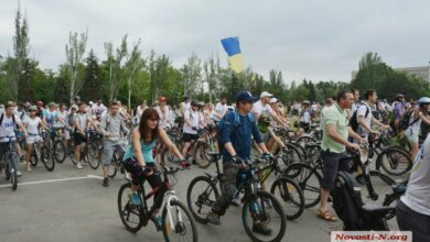Масштабный велодень в Николаеве: Сенкевич опять пообещал велодорожку в Корабельном районе (видео) | Корабелов.ИНФО image 3