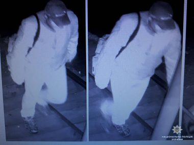"""Николаевская полиция ищет """"лифтового"""" вора, который обходил стороной лишь Корабельный район (Видео)"""