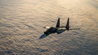 Российский истребитель Су-30 потерпел крушение в Сирии   Корабелов.ИНФО